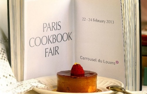 Paris Cookbook Fair 2013