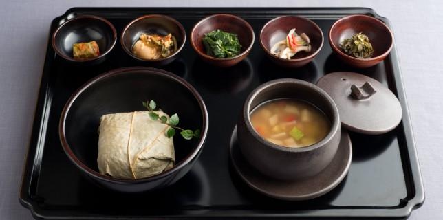 La sagesse de la cuisine bouddhique coréenne