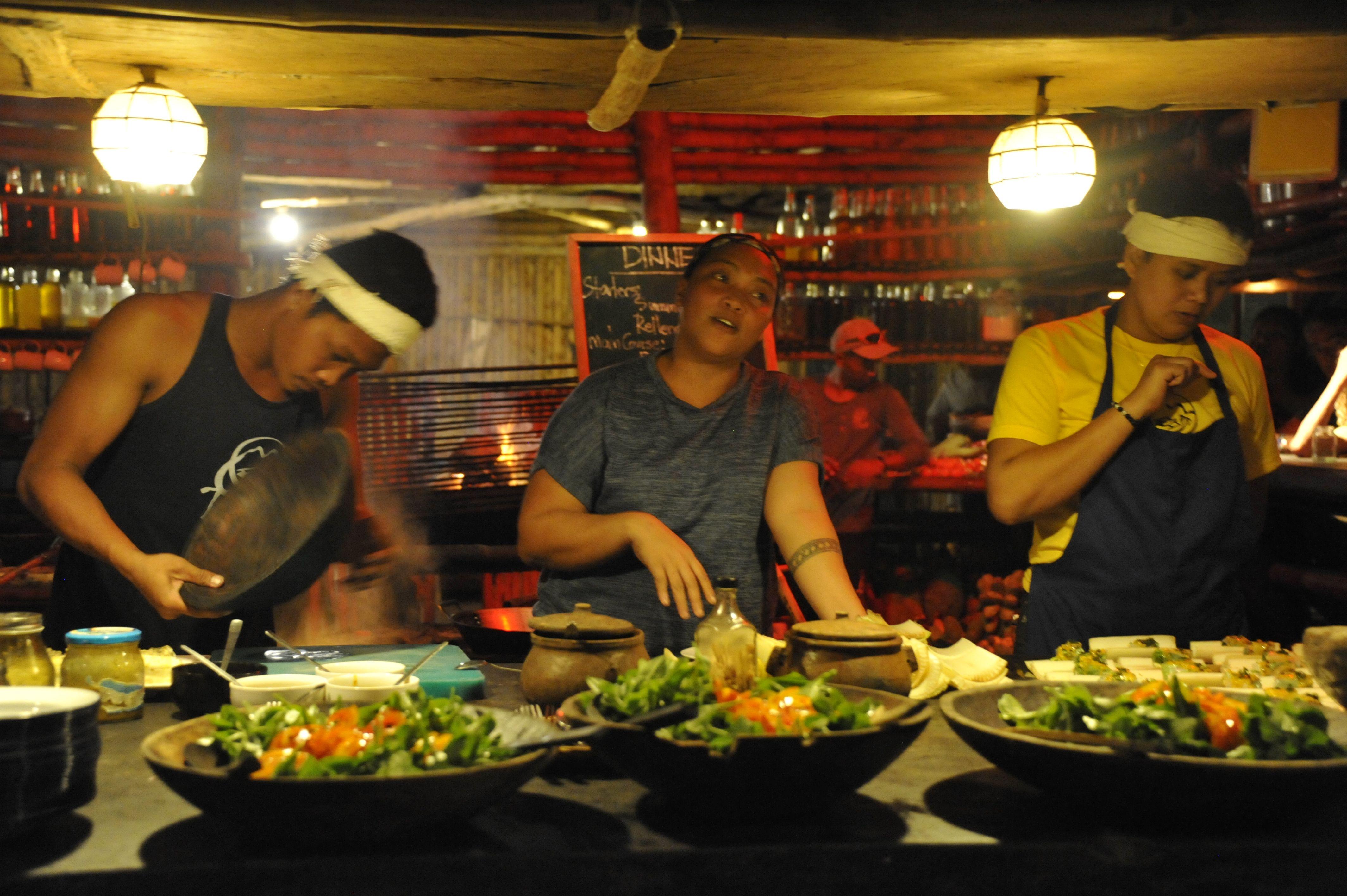 Chef ann - Kantina Tao farm