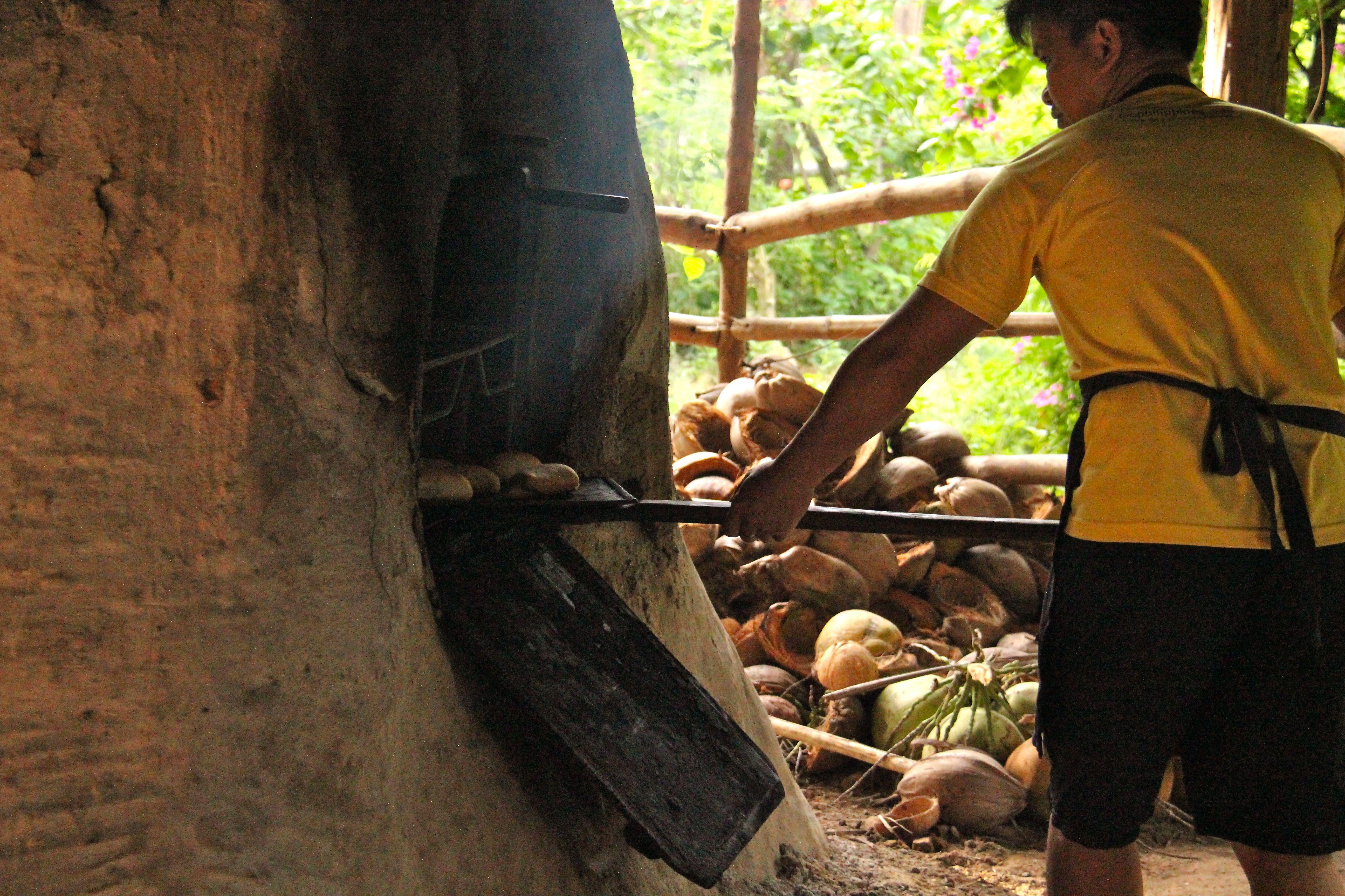 Four à pain de la Kantina - Tao farm Palawan