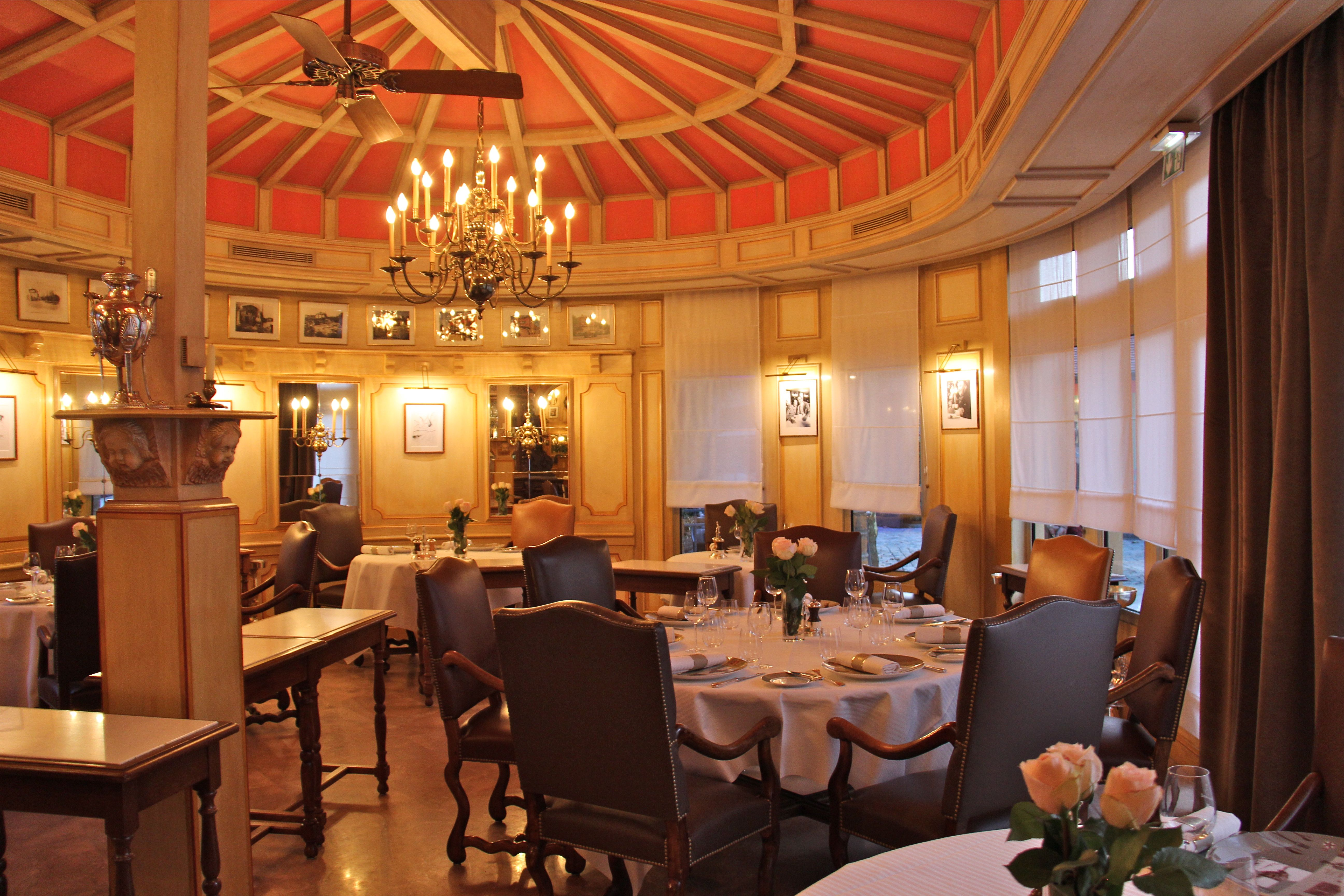 Paul Bocuse - salle du restaurant