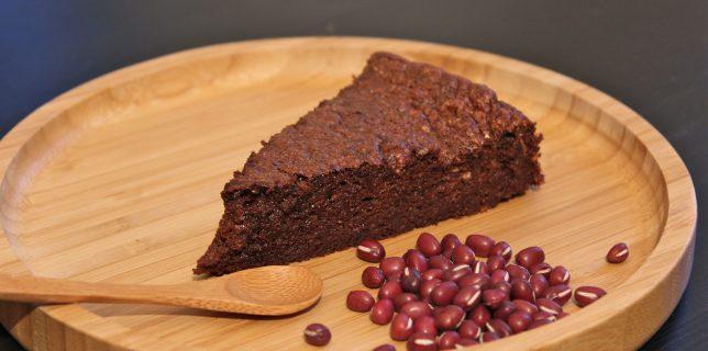 Fondant au chocolat aux haricots azuki