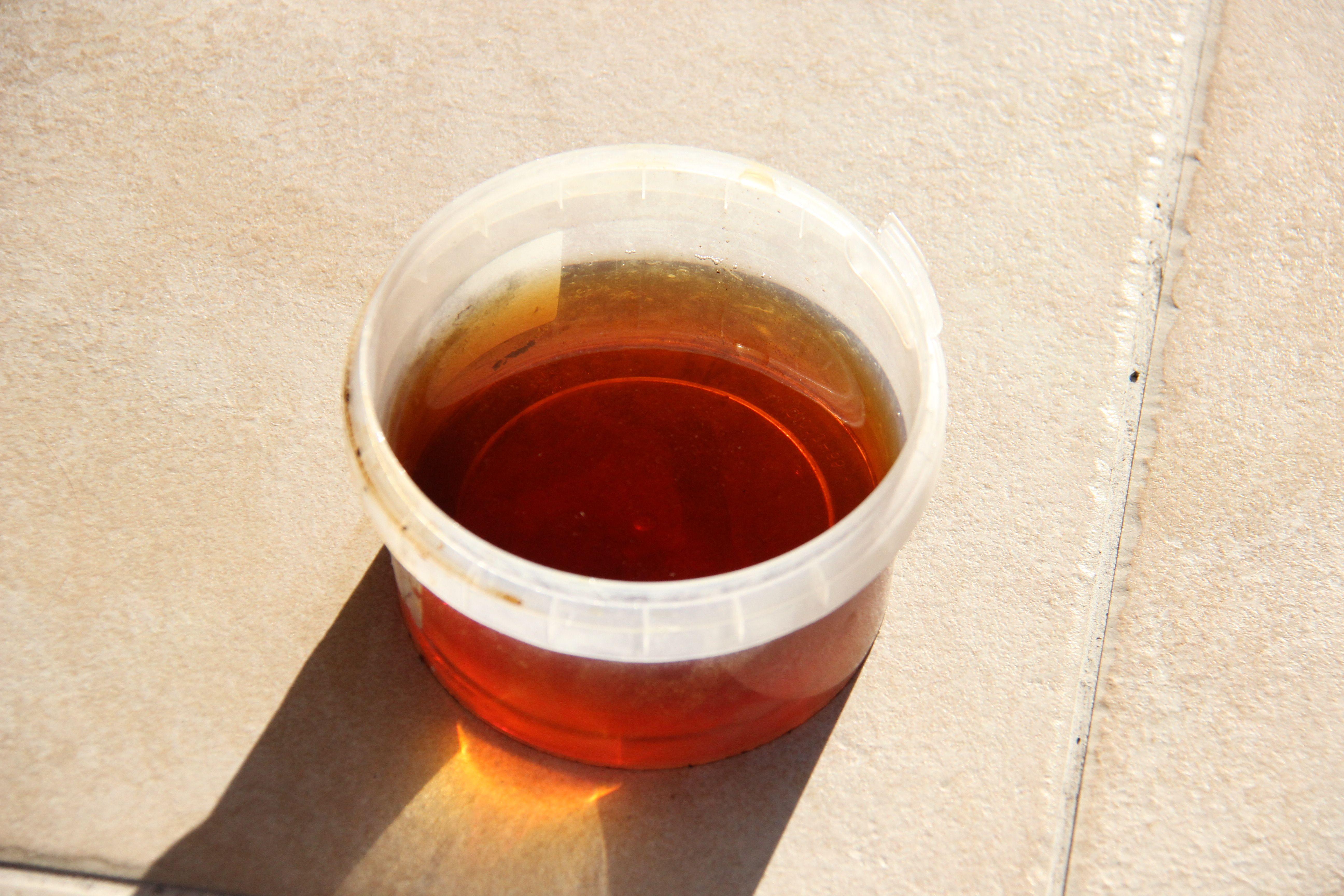 Thé de compost