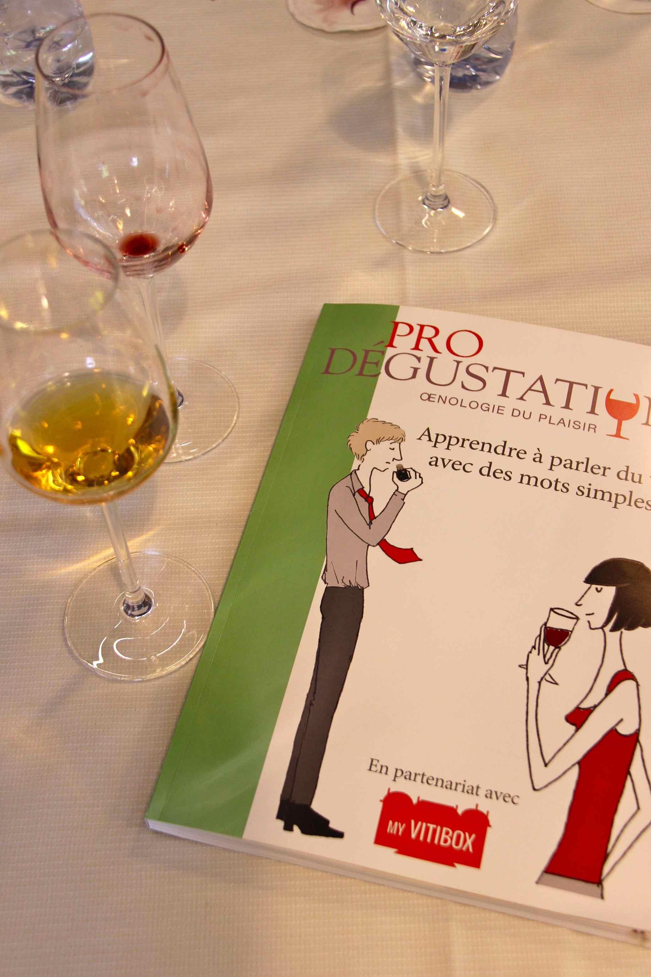 Guide de dégustation Prodégustation