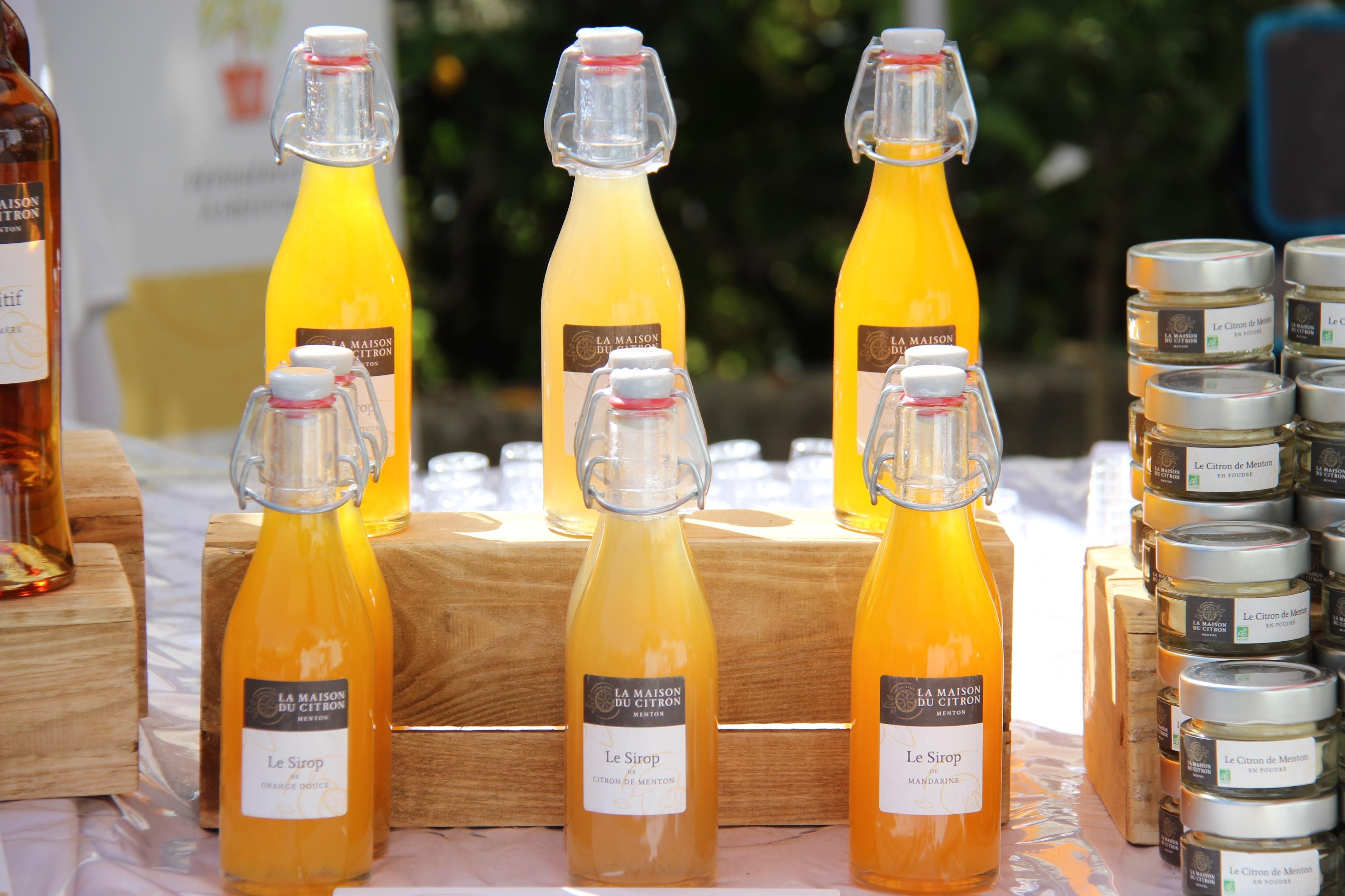 Produits la maison du citron