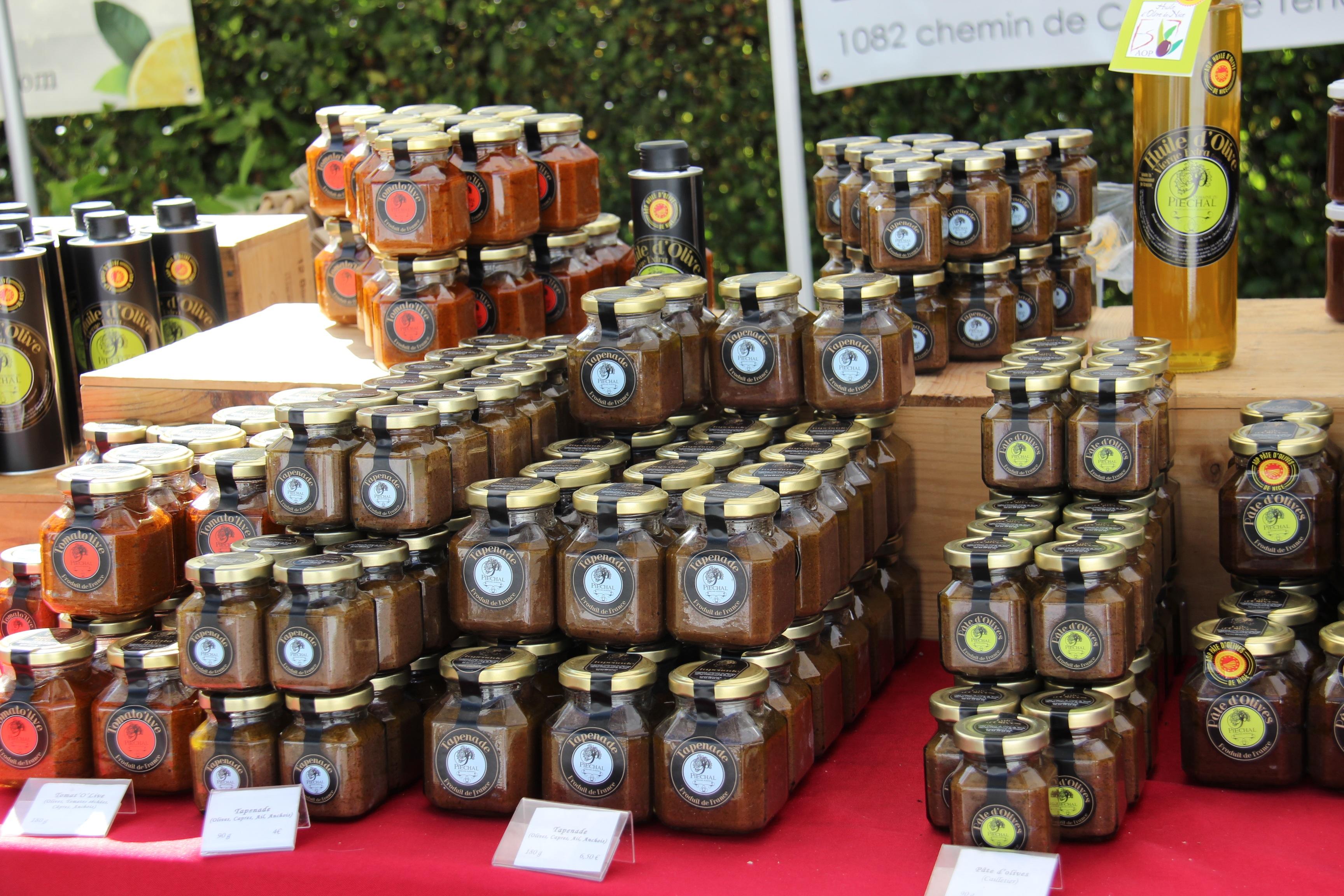 Produits à base d'olive Piéchal