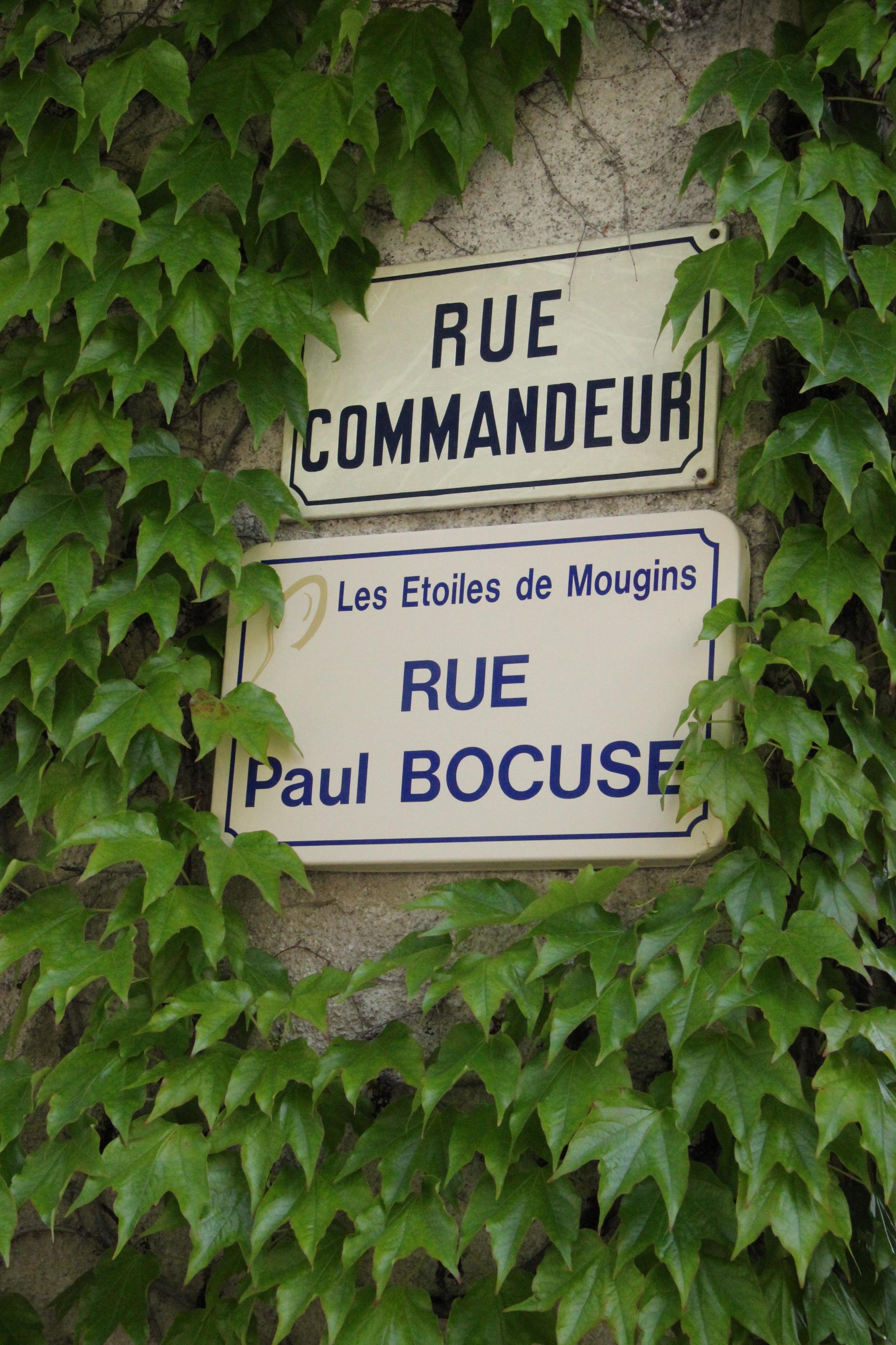 Rue Paul Bocuse