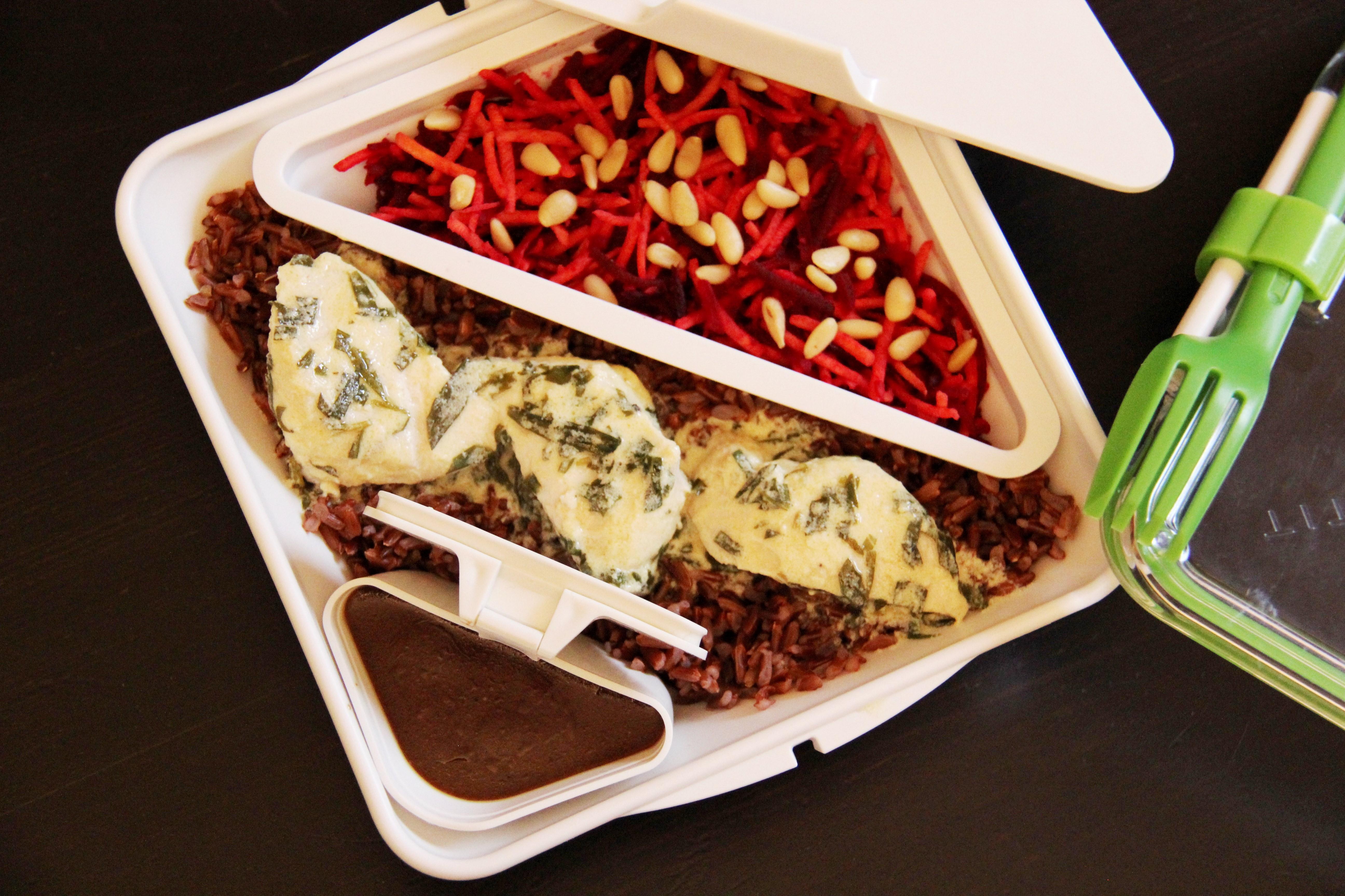 Lunchbox à emporter