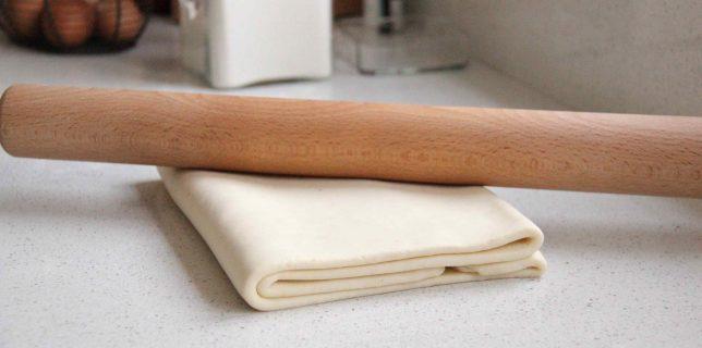 Tour double de pâte feuilletée