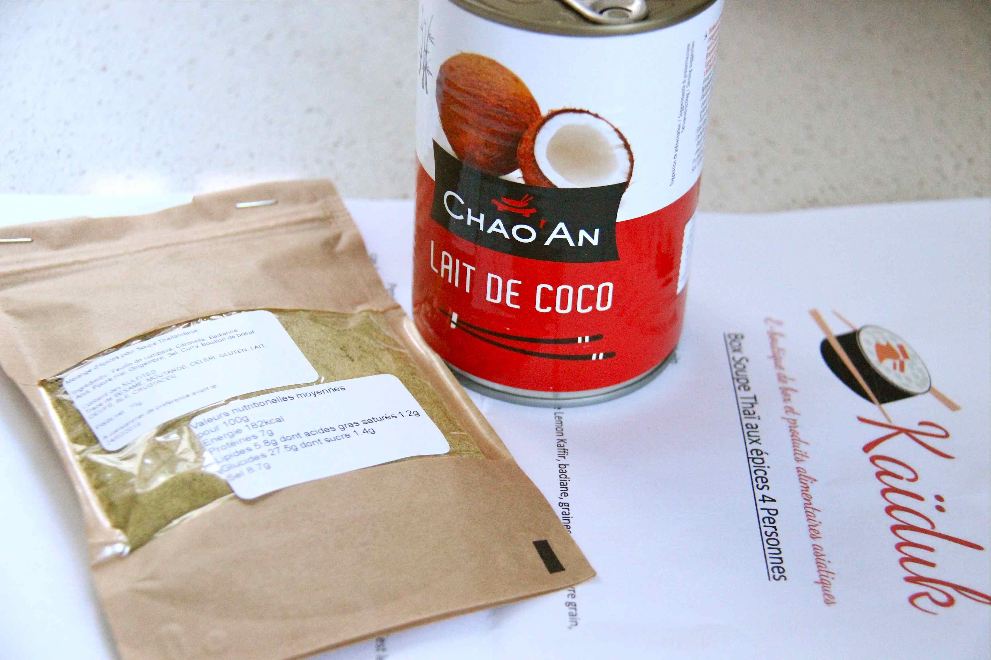 box soupe thai kaiduk