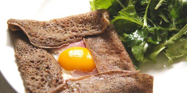 galettes de sarrasin bretonnes