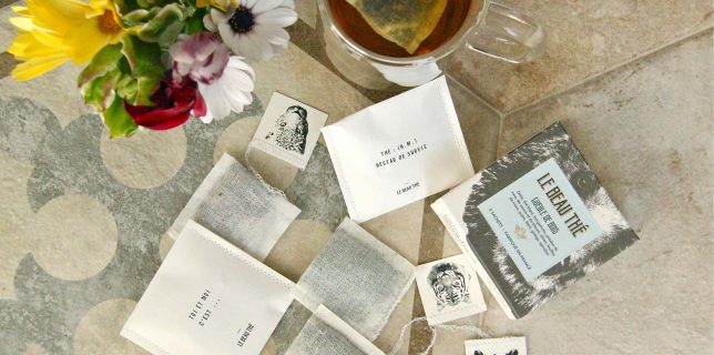 Sachets de thé bio Le Beau Thé