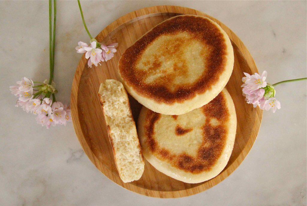 batbout, pains marocains à la semoule de blé