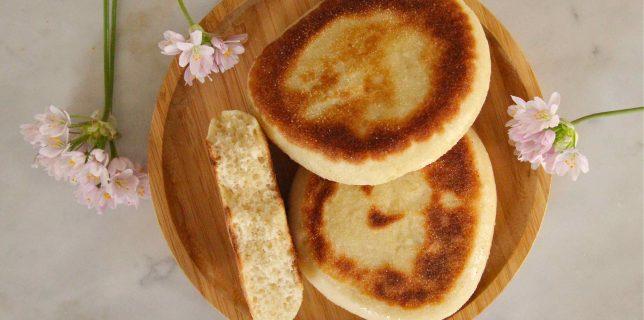 Pain maison : batbout, petits pains marocains à la semoule de blé